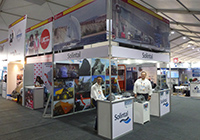 Solintal stand at the last Perumin/Extemin